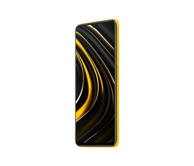 Xiaomi POCO M3 4/64GB Yellow - 608685 - zdjęcie 7