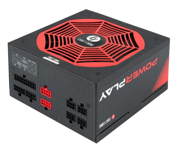 Chieftec Power Smart 750W 80 Plus Gold - 608220 - zdjęcie