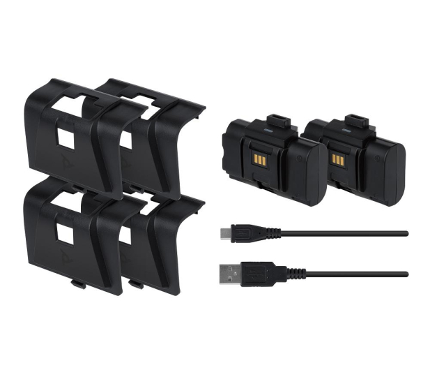 PDP Xbox Series/XO Play and Charge kit Dual - 606718 - zdjęcie 2