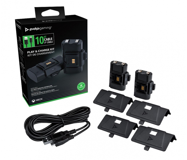 PDP Xbox Series/XO Play and Charge kit Dual - 606718 - zdjęcie