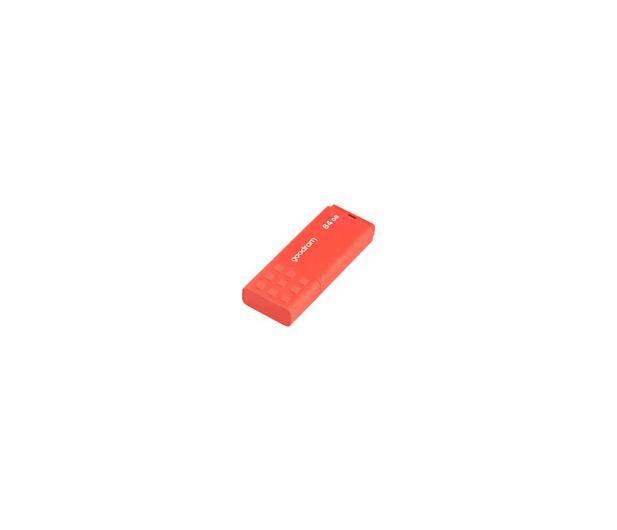 GOODRAM 64GB UME3 odczyt 60MB/s USB 3.0 pomarańczowy - 606354 - zdjęcie 4