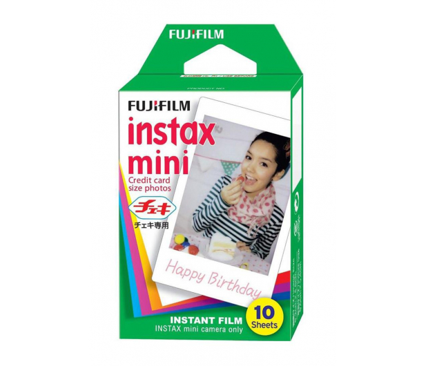 Fujifilm Instax Mini 11 niebieski + wkłady (10 zdjęć) - 606753 - zdjęcie 4