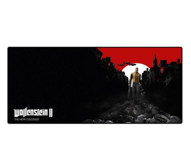 """KochMedia Podkładka pod mysz Wolfenstein """"Trail of the Dead"""" - 604640 - zdjęcie"""