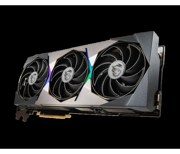 MSI GeForce RTX 3070 SUPRIM X 8GB GDDR6 - 604606 - zdjęcie 2
