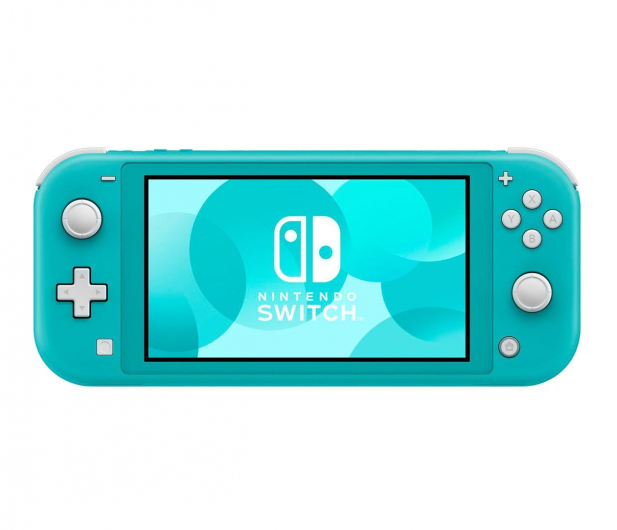 Nintendo Switch Lite - Morski + ACNH + NSO 3 miesiące - 609799 - zdjęcie 2