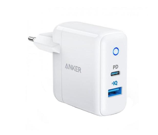 Anker Ładowarka sieciowa PowerPort PD+2 18W USB-C - 609797 - zdjęcie