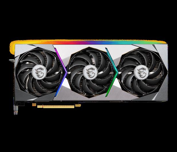 MSI GeForce RTX 3090 SUPRIM X 24GB GDDR6X - 600903 - zdjęcie 3