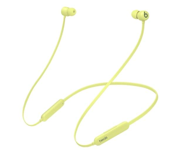 Apple Beats Flex żółty yuzu - 609168 - zdjęcie
