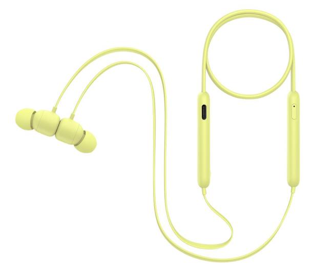 Apple Beats Flex żółty yuzu - 609168 - zdjęcie 3