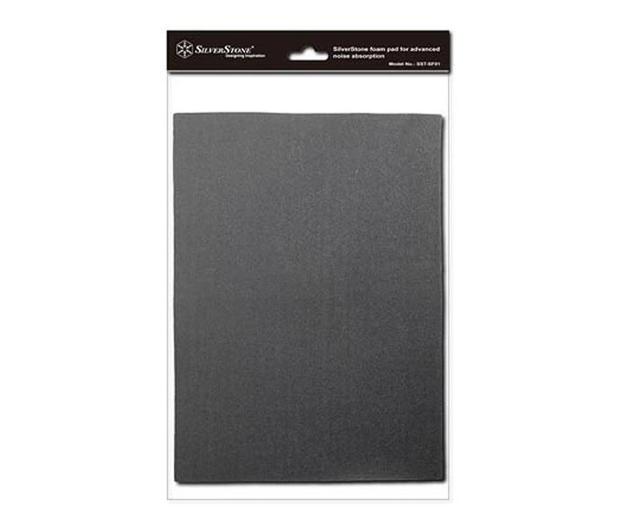 SilverStone Zestaw mat wyciszających SF01 - 609805 - zdjęcie