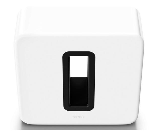 Sonos SUB Gen3 Biały - 565236 - zdjęcie 2