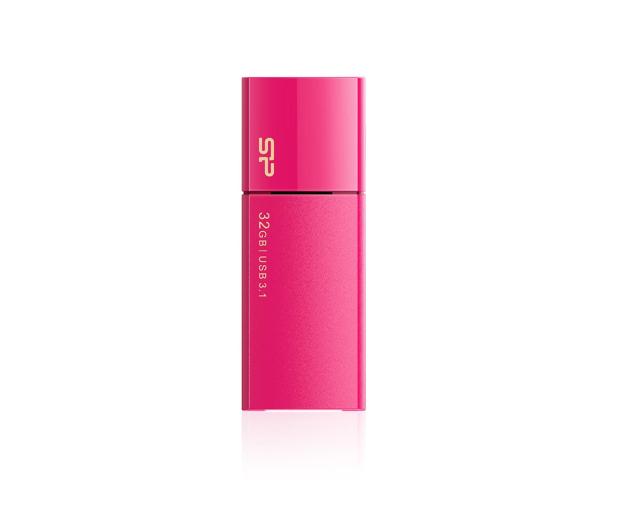 Silicon Power 32GB Blaze B05 USB 3.2 różowy - 607591 - zdjęcie 5