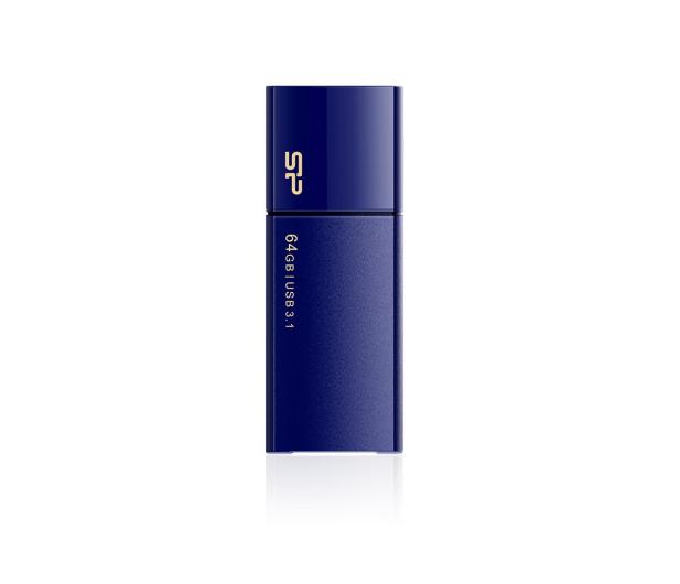 Silicon Power 64GB Blaze B05 USB 3.2 niebieski - 607582 - zdjęcie 5