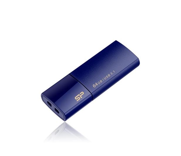 Silicon Power 64GB Blaze B05 USB 3.2 niebieski - 607582 - zdjęcie 4