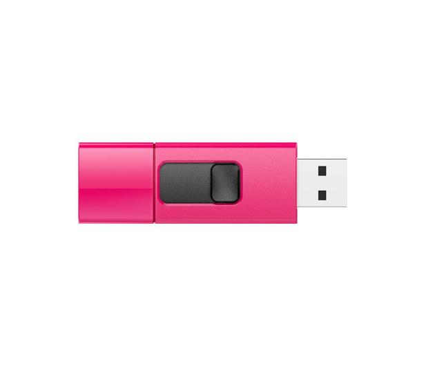 Silicon Power 32GB Blaze B05 USB 3.2 różowy - 607591 - zdjęcie 2