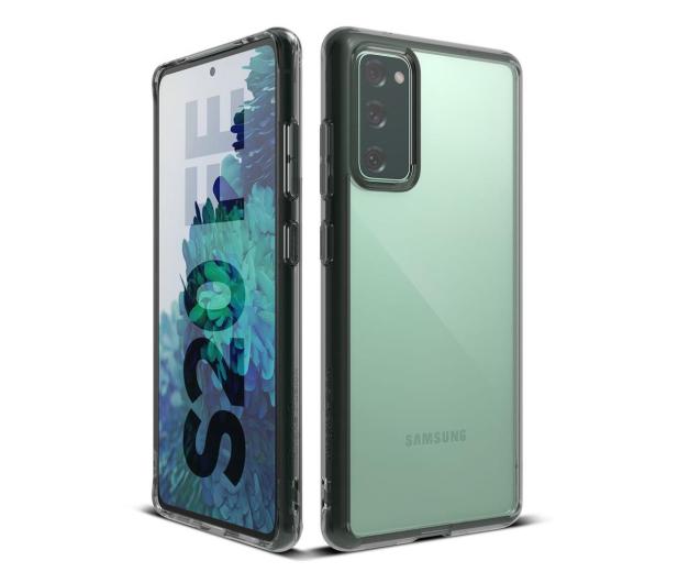 Ringke Fusion do Galaxy S20 FE Fan Edition Smoke Black - 600960 - zdjęcie