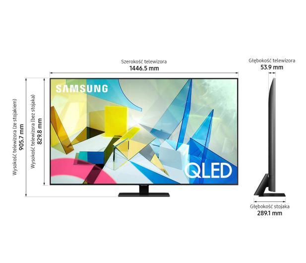 Samsung QE65Q80TA - 546993 - zdjęcie 7
