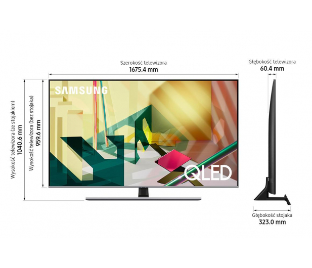 Samsung QE75Q77TA - 1009452 - zdjęcie 6