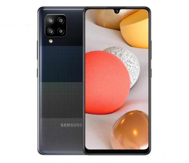 Samsung Galaxy A42 SM-A426B 5G Czarny - 601049 - zdjęcie