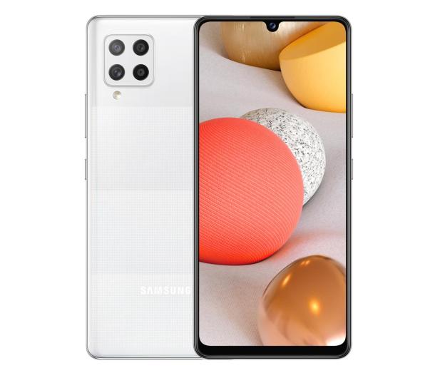 Samsung Galaxy A42 SM-A426B 5G Biały - 601050 - zdjęcie