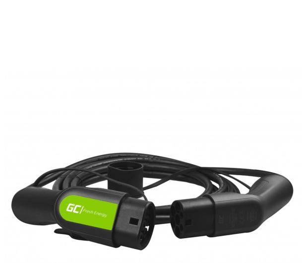 Green Cell Kabel GC EV Type 2 3.6kW 5m - 601278 - zdjęcie