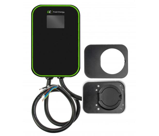 Green Cell Ładowarka Wallbox GC EV PowerBox 22kW - Type 2 - 601281 - zdjęcie 3