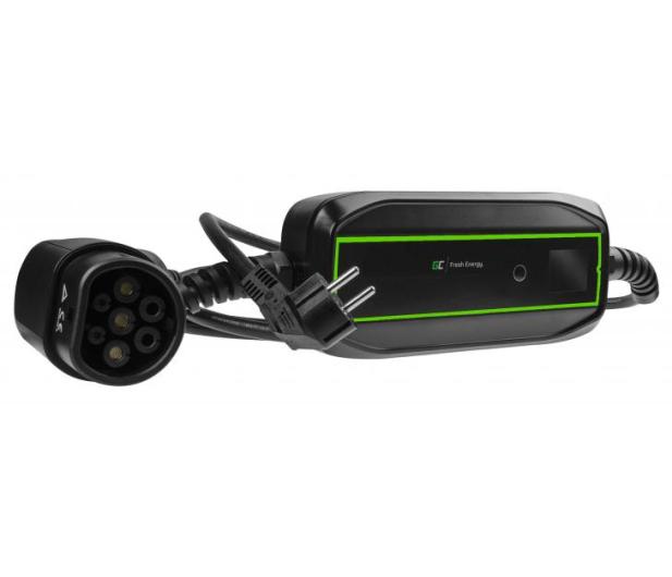 Green Cell Ładowarka GC EV PowerCable 3,6kW Schuko - Type 2 - 601279 - zdjęcie 4