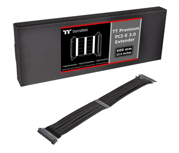 Thermaltake Riser 60cm - 587406 - zdjęcie