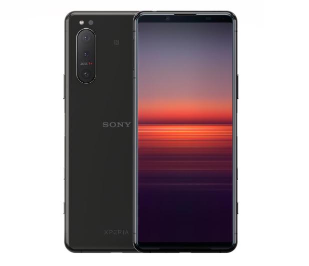 Sony Xperia 5 II 8/128GB 5G czarny  - 600994 - zdjęcie