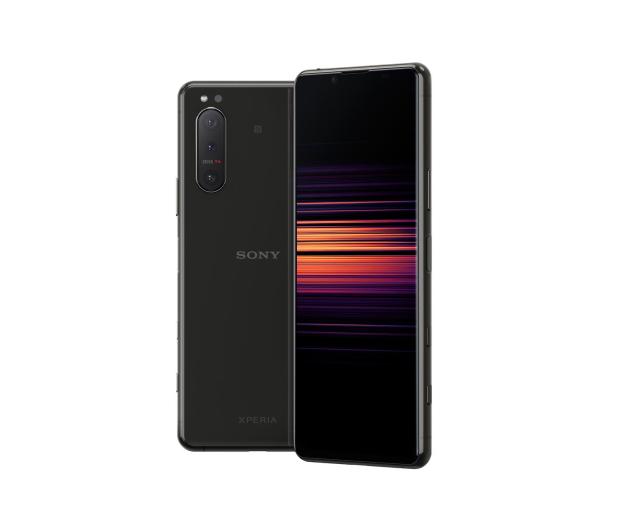 Sony Xperia 5 II 8/128GB 5G czarny  - 600994 - zdjęcie 2