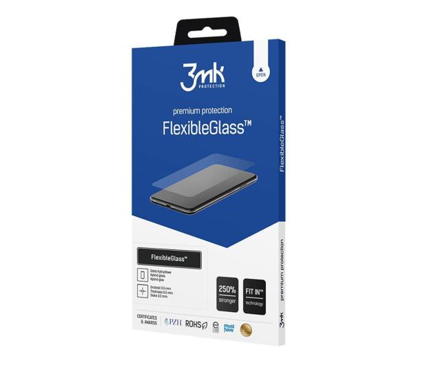 3mk Szkło Flexible Glass do Huawei P Smart 2021 - 601874 - zdjęcie 2
