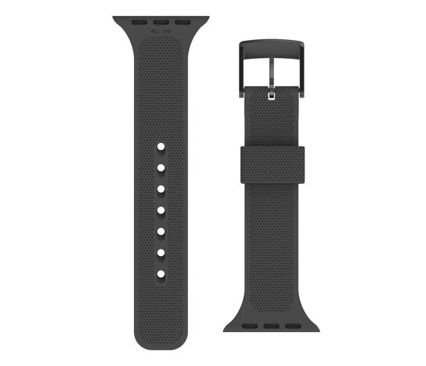 UAG Pasek Silikonowy [U] DOT do Apple Watch black - 602320 - zdjęcie