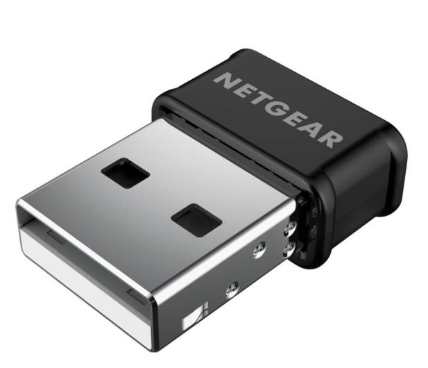 Netgear A6150 (802.11a/b/g/n/ac 1200MB/s) - 602000 - zdjęcie