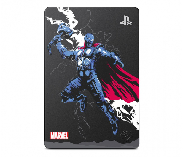 Seagate Game Drive Marvel Avengers Thor 2TB USB 3.0 - 602664 - zdjęcie