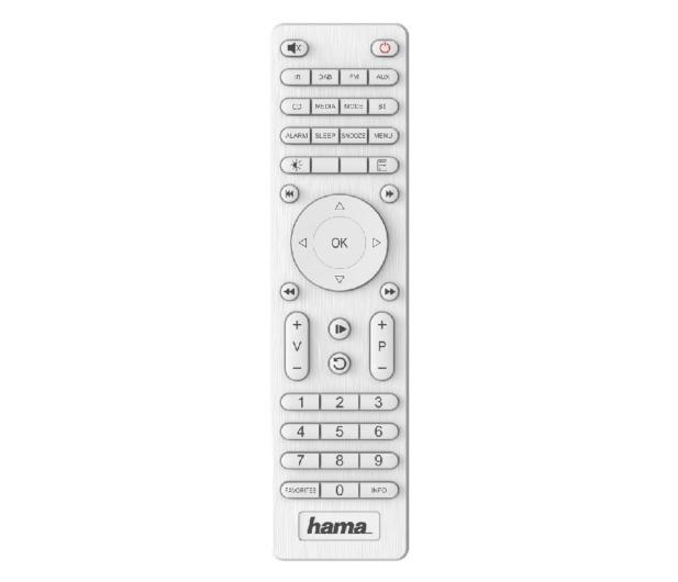 Hama DIR3300SBT Białe - 603670 - zdjęcie 4