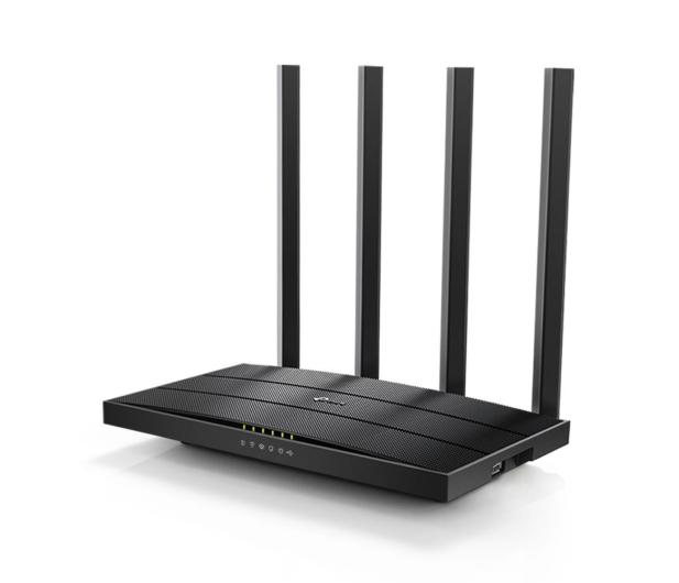 TP-Link Archer C6U (1200Mb/s a/b/g/n/ac) USB DualBand - 604426 - zdjęcie 2
