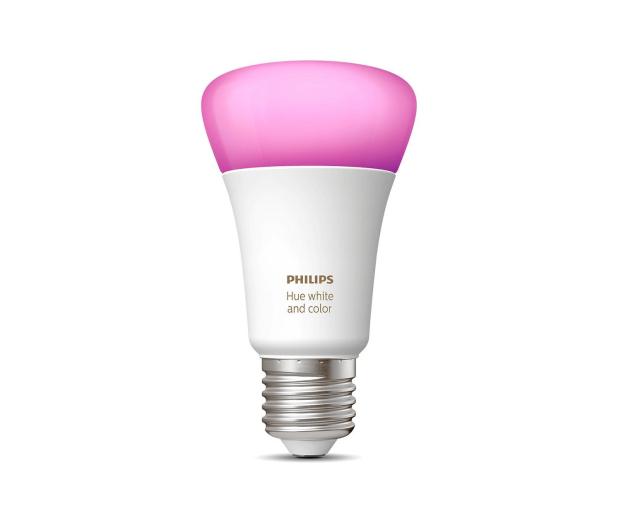 Philips Hue White and Color Ambiance (1szt. E27 9W) - 436041 - zdjęcie