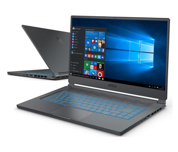 MSI Stealth 15M  i7/16GB/512/Win10 GTX1660Ti 144Hz - 601785 - zdjęcie
