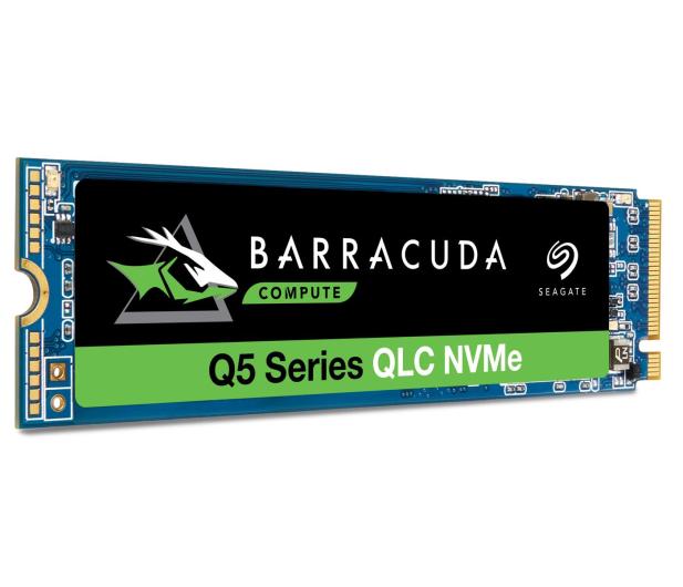 Seagate 2TB M.2 PCIe NVMe BarraCuda Q5 - 604456 - zdjęcie 2