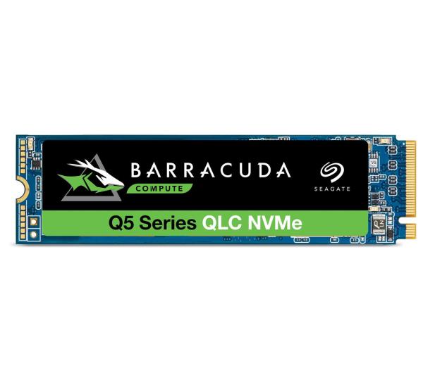 Seagate 2TB M.2 PCIe NVMe BarraCuda Q5 - 604456 - zdjęcie