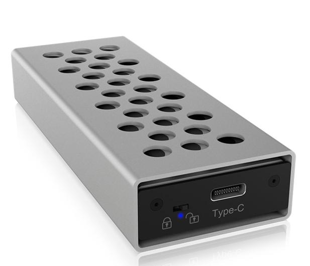 ICY BOX Obudowa do dysku M.2 NVMe - 601729 - zdjęcie