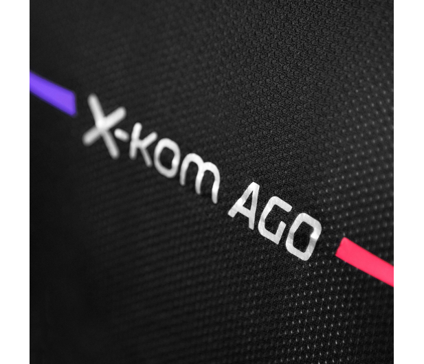 x-kom AGO BLACK HAWKZ L - 599402 - zdjęcie 3