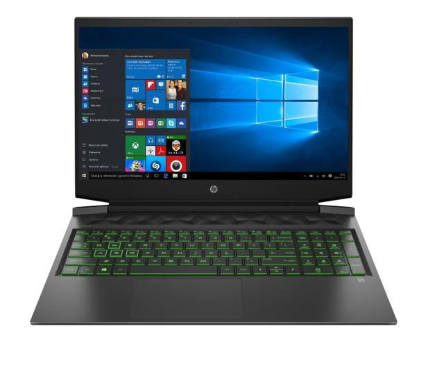 HP Pavilion Gaming i7/16GB/512+1TB/Win10x GTX1660Ti - 602814 - zdjęcie