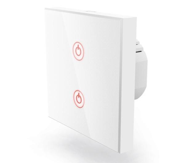 Hama Podwójny włącznik światła Wi-Fi  - 603133 - zdjęcie