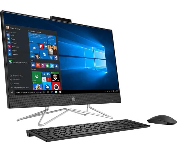 HP 24 AiO i5-10400T/16GB/512/Win10Px Black - 603433 - zdjęcie 3