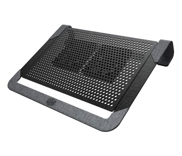 "Cooler Master NotePal U2 Plus (do 17"") - 612821 - zdjęcie"