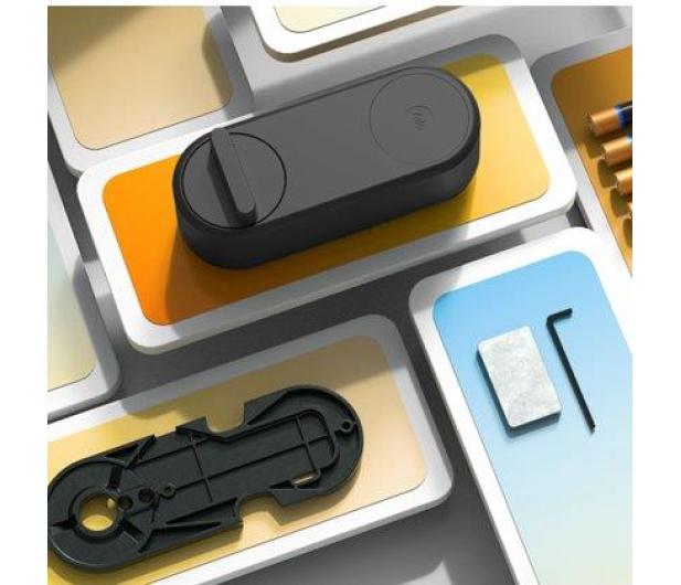 Yale Linus Smart Lock - czarny - 614304 - zdjęcie 4