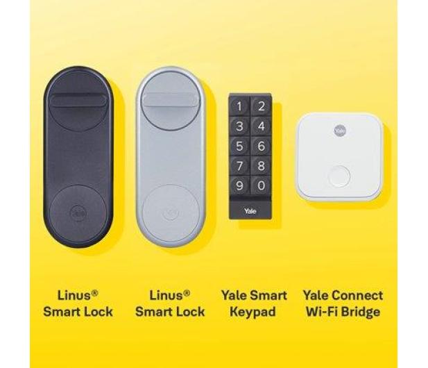 Yale Smart Keypad - 614309 - zdjęcie 3