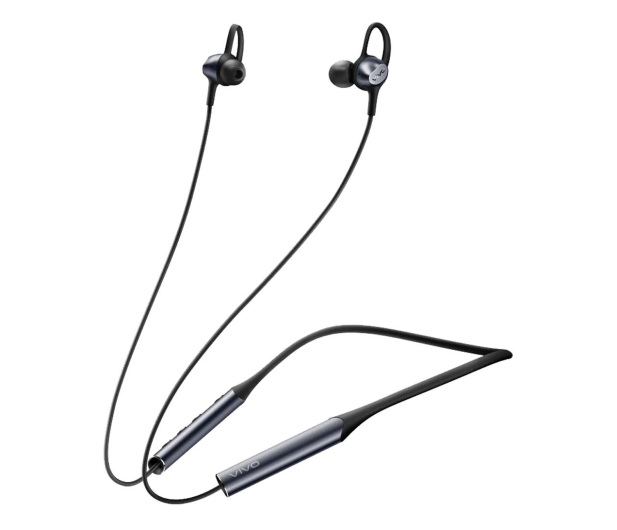 vivo Wireless Sport Earphone Dark Grey  - 612828 - zdjęcie