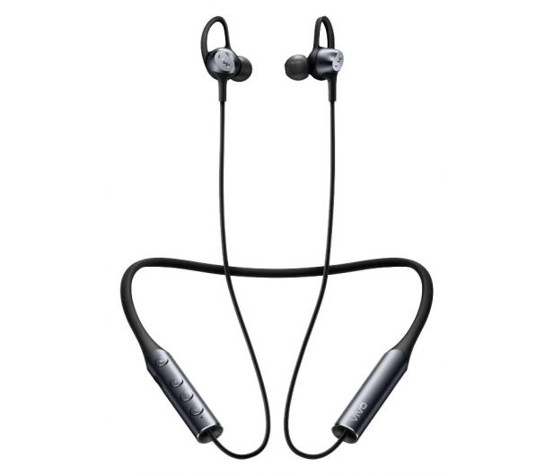vivo Wireless Sport Earphone Dark Grey  - 612828 - zdjęcie 2
